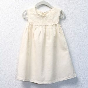 Baby Gap Toddler Girl Embroidered Dress, Size 3